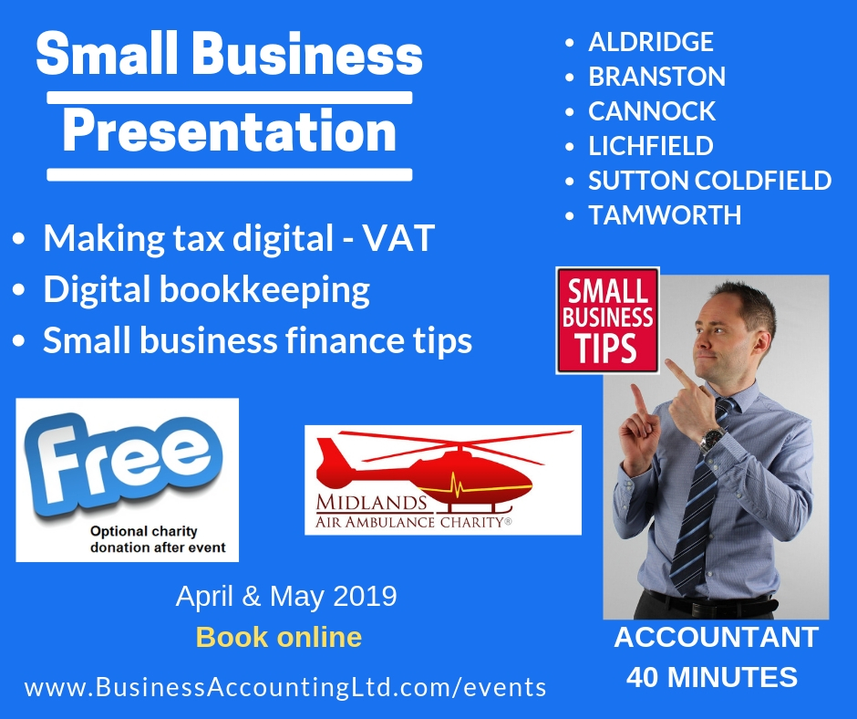 Business Accounting Ltd Presentation